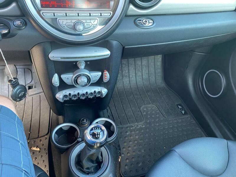2009 MINI Cooper 2dr Convertible - Fredericksburg PA