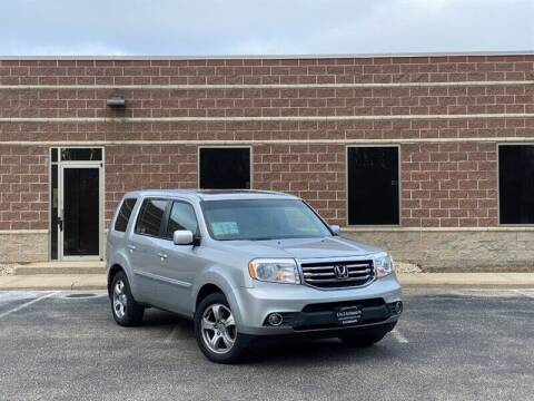 2015 Honda Pilot for sale at A To Z Autosports LLC in Madison WI