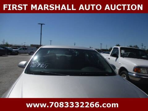 2006 Chevrolet Impala for sale at First Marshall Auto Auction in Harvey IL