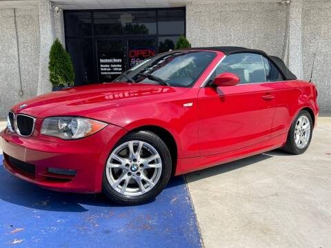 2008 BMW 1 Series for sale at El Camino Auto Sales Gainesville in Gainesville GA