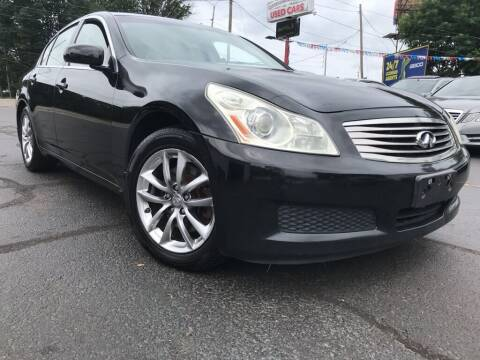 2007 Infiniti G35 for sale at Certified Auto Exchange in Keyport NJ