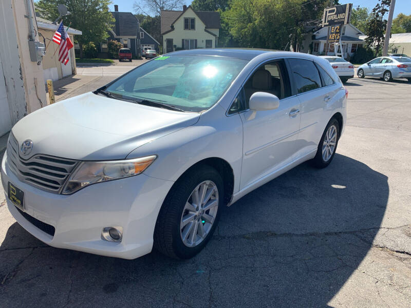 2011 Toyota Venza for sale at PAPERLAND MOTORS - Fresh Inventory in Green Bay WI