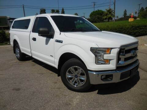 2015 Ford F-150 for sale at ARAX AUTO SALES in Tujunga CA