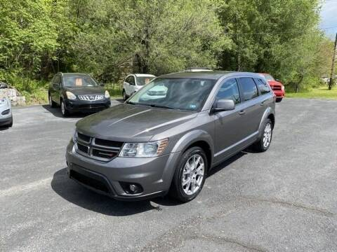 2013 Dodge Journey for sale at Ryan Brothers Auto Sales Inc in Pottsville PA