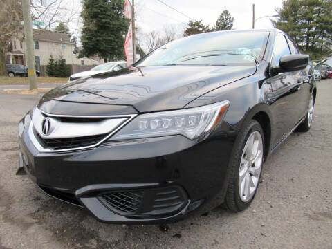 2016 Acura ILX for sale at PRESTIGE IMPORT AUTO SALES in Morrisville PA