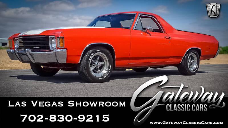 1972 Chevrolet El Camino for sale in Las Vegas, NV