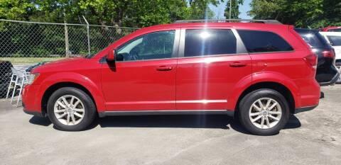 2015 Dodge Journey for sale at On The Road Again Auto Sales in Doraville GA