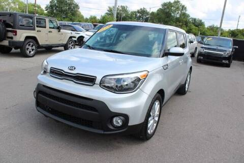 2018 Kia Soul for sale at Road Runner Auto Sales WAYNE in Wayne MI