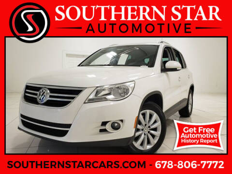 2011 Volkswagen Tiguan for sale at Southern Star Automotive, Inc. in Duluth GA