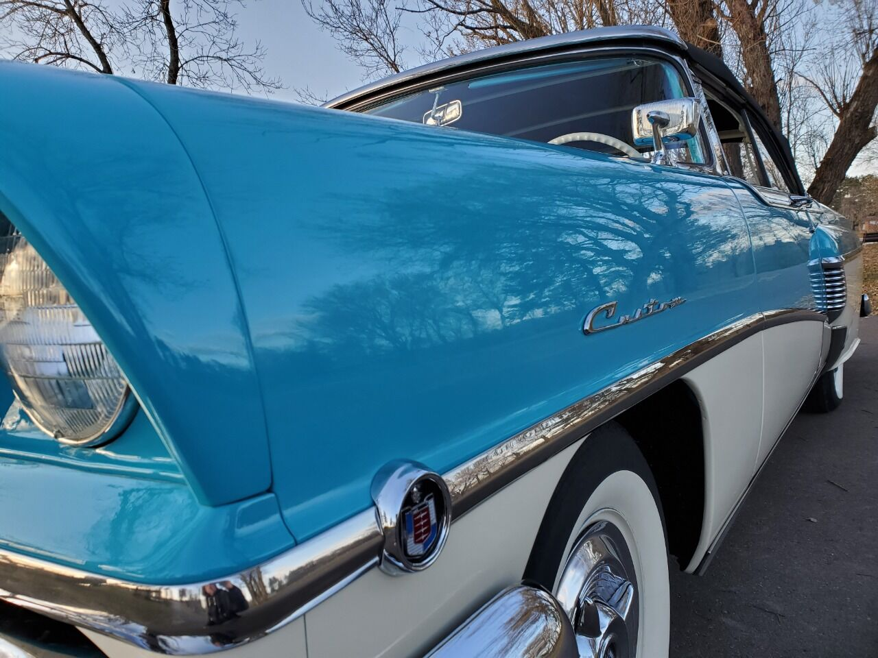 1956 Mercury Custom 15