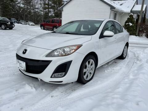 2011 Mazda MAZDA3 for sale at Williston Economy Motors in Williston VT