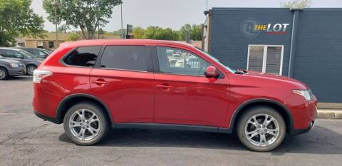 2015 Mitsubishi Outlander for sale at THE LOT in Sioux Falls SD