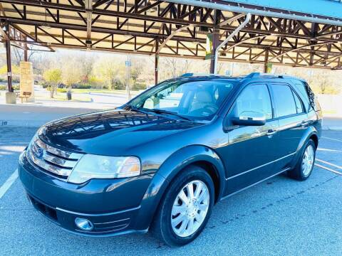 2008 Ford Taurus X for sale at Nationwide Auto in Merriam KS