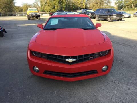 2013 Chevrolet Camaro for sale at Beckham's Used Cars in Milledgeville GA