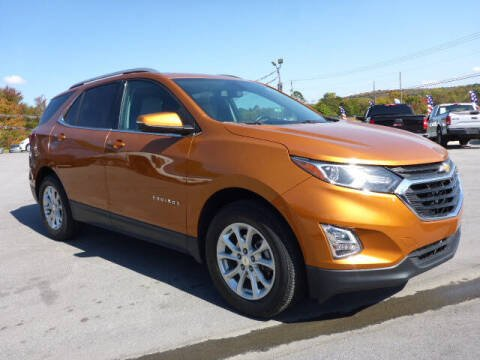 2018 Chevrolet Equinox for sale at Viles Automotive in Knoxville TN
