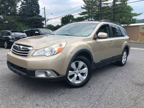 2010 Subaru Outback for sale at Keystone Auto Center LLC in Allentown PA