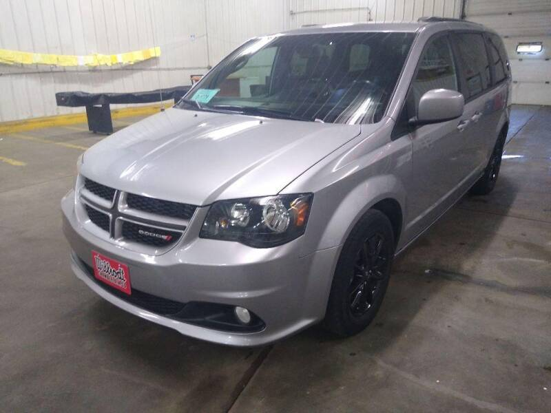 2019 Dodge Grand Caravan for sale at Willrodt Ford Inc. in Chamberlain SD