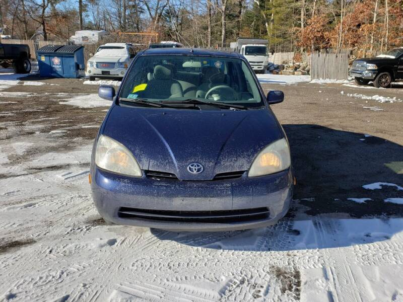 2003 Toyota Prius for sale at 1st Priority Autos in Middleborough MA