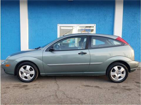 2005 Ford Focus for sale at Khodas Cars - buy here pay here in Gilroy, CA