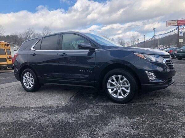 2018 Chevrolet Equinox for sale at BARD'S AUTO SALES in Needmore PA