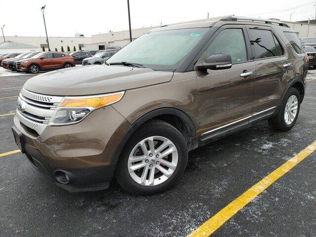 2015 Ford Explorer for sale at Rizza Buick GMC Cadillac in Tinley Park IL