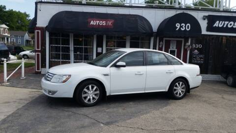 2008 Ford Taurus for sale at Autos Inc in Topeka KS