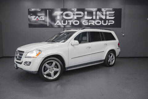 2009 Mercedes-Benz GL-Class for sale at TOPLINE AUTO GROUP in Kent WA