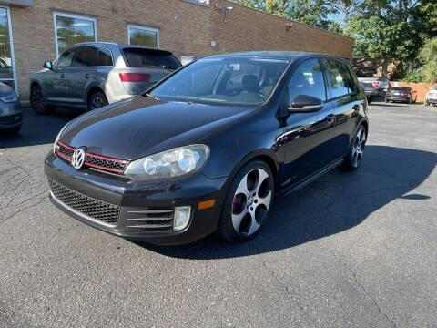 2012 Volkswagen GTI for sale at Auto Sport INC in Grand Rapids MI