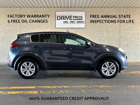2017 Kia Sportage for sale at Drive Pros in Charles Town WV