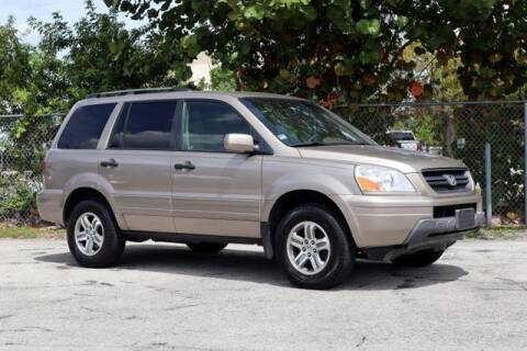2004 Honda Pilot for sale at No 1 Auto Sales in Hollywood FL