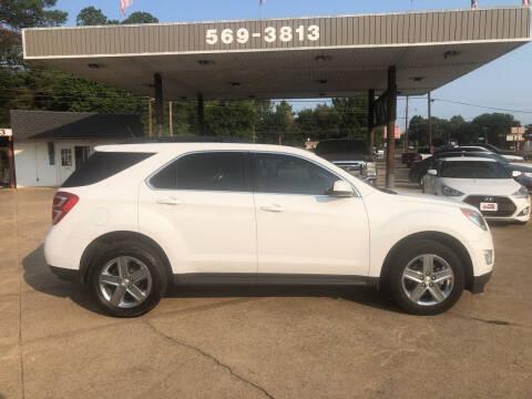 2016 Chevrolet Equinox for sale at BOB SMITH AUTO SALES in Mineola TX