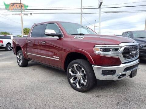 2020 RAM Ram Pickup 1500 for sale at GATOR'S IMPORT SUPERSTORE in Melbourne FL