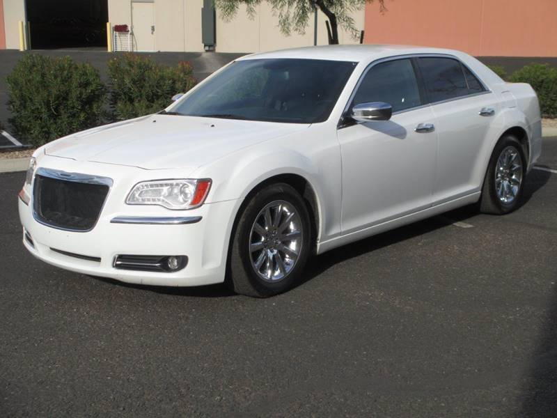 2013 Chrysler 300 for sale at COPPER STATE MOTORSPORTS in Phoenix AZ
