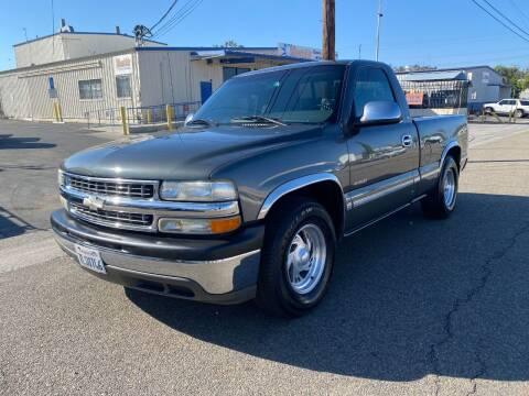 2002 Chevrolet Silverado 1500 for sale at Ricos Auto Sales in Escondido CA