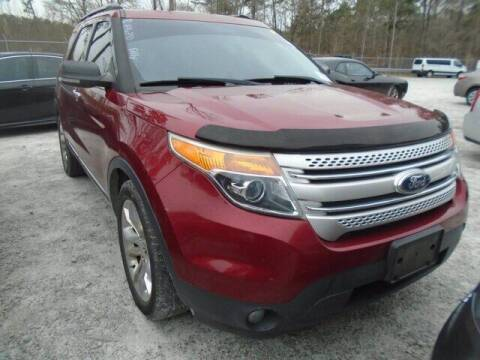 2013 Ford Explorer for sale at Hickory Used Car Superstore in Hickory NC