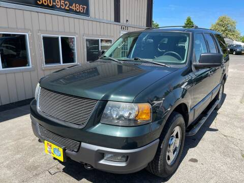 2004 Ford Expedition for sale at M & A Affordable Cars in Vancouver WA
