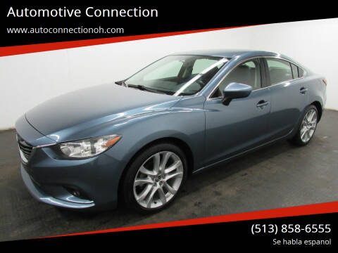 2014 Mazda MAZDA6 for sale at Automotive Connection in Fairfield OH