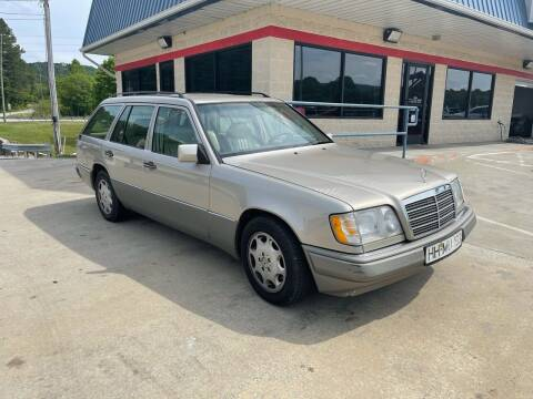 1995 Mercedes-Benz E-Class for sale at CarUnder10k in Dayton TN