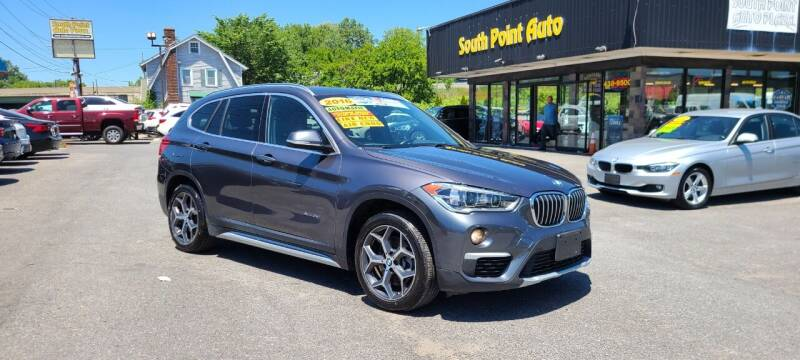 2016 BMW X1 for sale at South Point Auto Plaza, Inc. in Albany NY