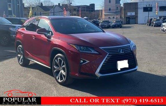 2018 Lexus RX 350 for sale at Popular Auto Mall Inc in Newark NJ