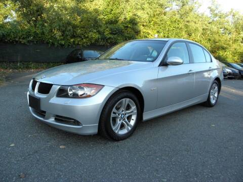 2008 BMW 3 Series for sale at Dream Auto Group in Dumfries VA