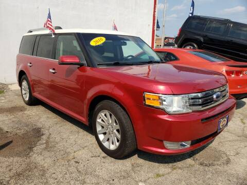 2010 Ford Flex for sale at AutoBank in Chicago IL