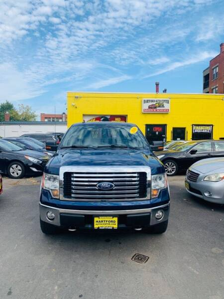 2010 Ford F-150 for sale at Hartford Auto Center in Hartford CT