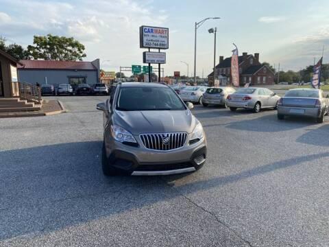 2015 Buick Encore for sale at CARMART Of Dover in Dover DE