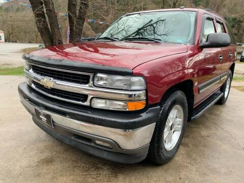 2005 Chevrolet Tahoe for sale at Day Family Auto Sales in Wooton KY