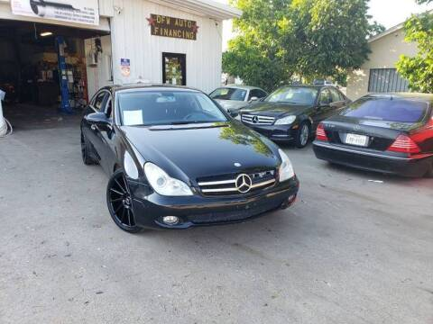 2009 Mercedes-Benz CLS for sale at Bad Credit Call Fadi in Dallas TX