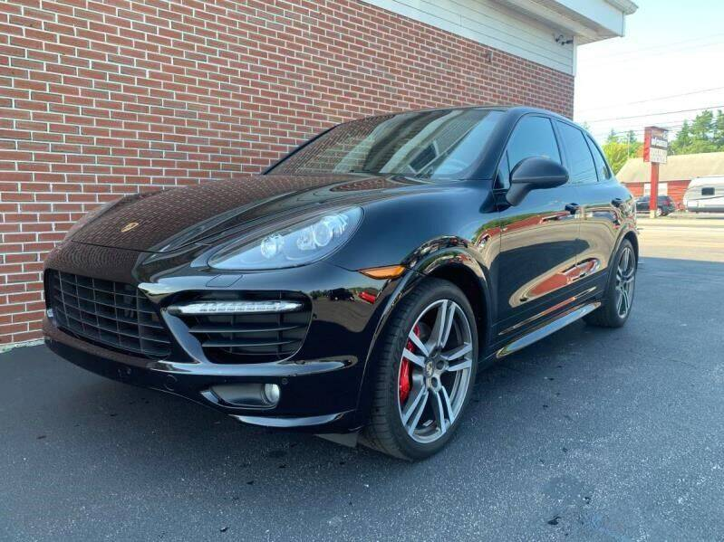 2013 Porsche Cayenne for sale at Mike's Motor Group in Tyngsboro MA