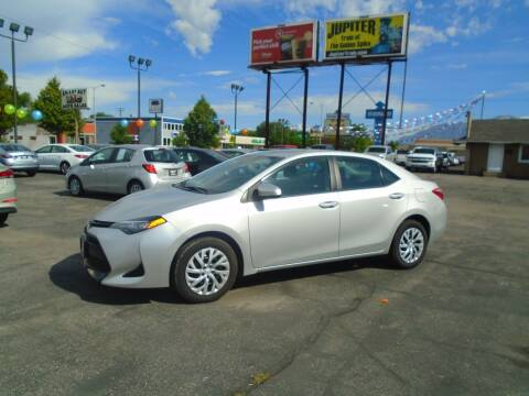 2017 Toyota Corolla for sale at Smart Buy Auto Sales in Ogden UT