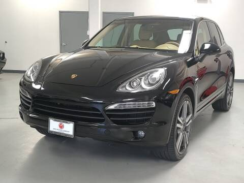 2012 Porsche Cayenne for sale at Mag Motor Company in Walnut Creek CA