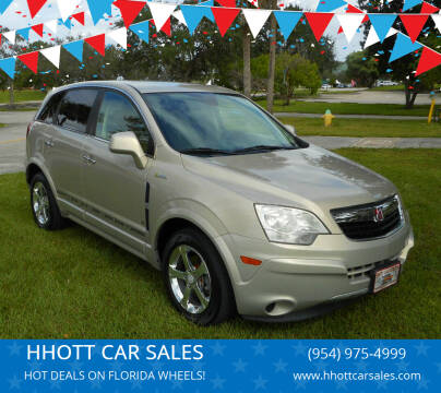2009 Saturn Vue for sale at HHOTT CAR SALES in Deerfield Beach FL